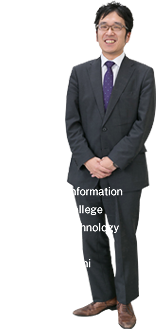 WIZ International Information Engineering College Information Technology Instructor Masashi Waratani